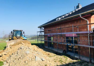 05/2020 – Haus immer noch ohne Putz