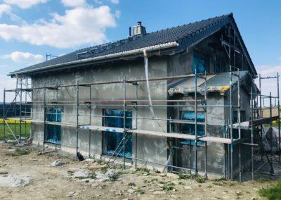 05/2020 – Haus mit Unterputz