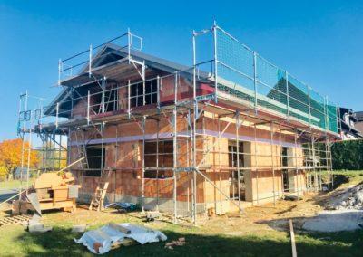 10/2019 – Landhaus mit Dach